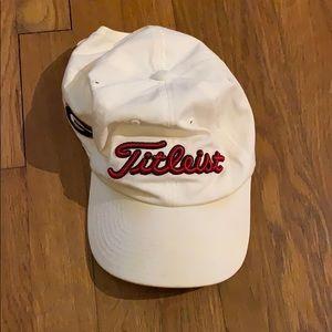Titleist Georgia gold hat cap